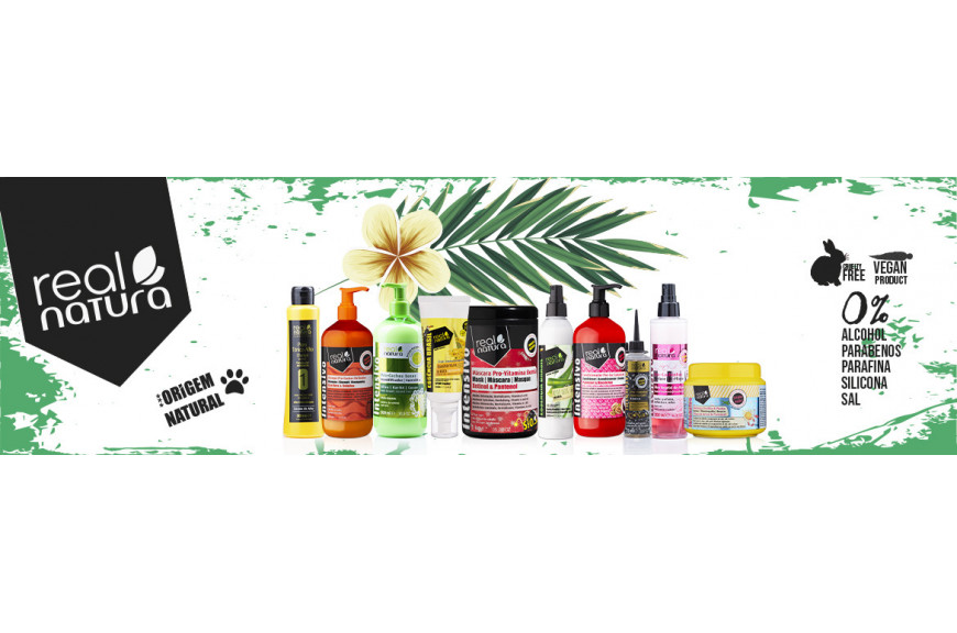 Real Natura, cosmética profesional saludable